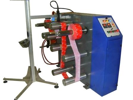 Rewinding Machine (Doctoring Machine)