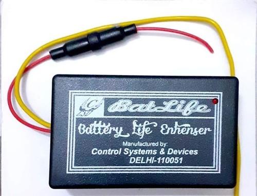 Battery Life Enhancer Life Span: Longlife