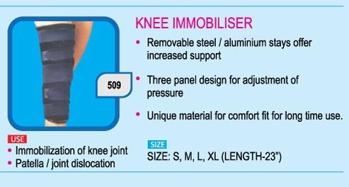 Knee Immobiliser