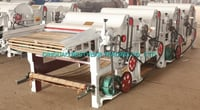4-Roller Cotton Waste Recycling Machine