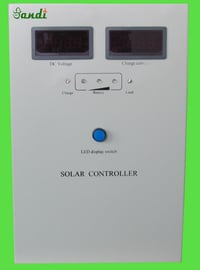 Solar Charge Controller 24V 50A