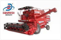 Dasmesh Self Harvester Combine
