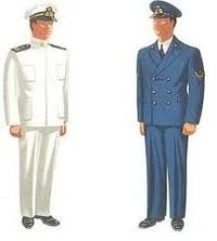 Navy Uniforms