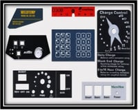 Polycarbonate Labels Or Sticker