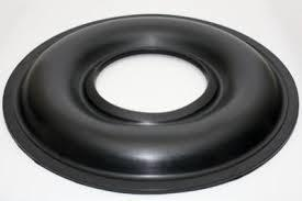 Circle Shape Rubber Actuator Diaphragms