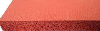 Silicon Rubber Sponge Sheets