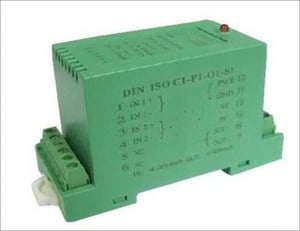 Displacement Sensor Signal Isolated Transmitter