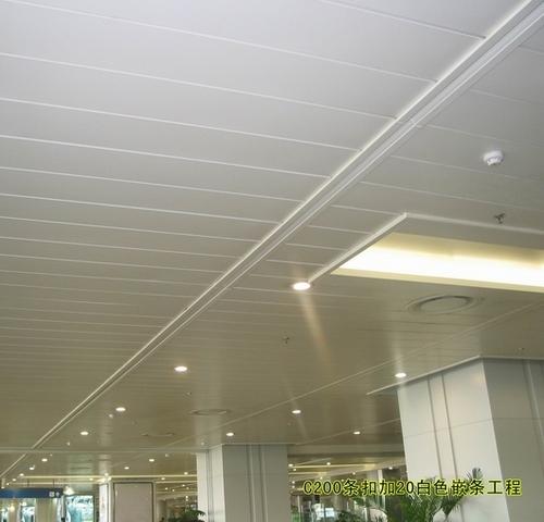 Aluminum Acoustic Ceiling Board