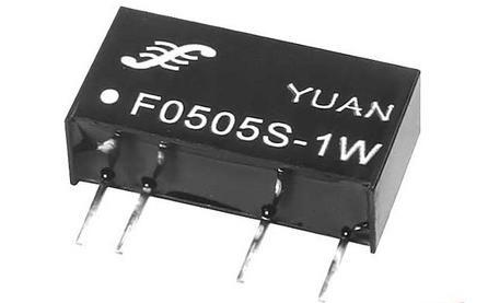 Fixed Input Unregulated Dual Output 6kv Isolation Dc/Dc Converter 0.2-2w