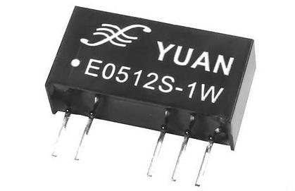 Fixed Input Unregulated Dual Output Dc Converter 0.2-2w