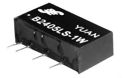 Fixed Input Unregulated Single Output Dc/Dc Converter 0.1w-1w