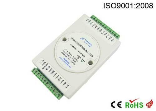 Analogue Input (Voltage/Current) Digital Output Signal, Rs232/485 Output A/D Converter