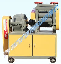 Scrap Straightening Machine