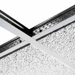 Armstrong And Aluminum Ceiling Work