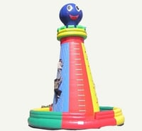 Inflatable Octopus Climber Game