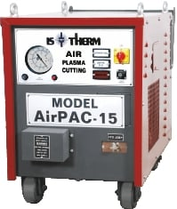 Air Cooled Torch Machines (AirPAC 15)