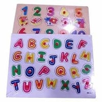 Toddlers Wooden Alphabet Game