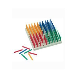 Pegs And Peg Board