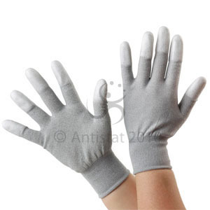 Esd Gloves Carbon Knitted