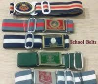 Belts With Brass Buckles
