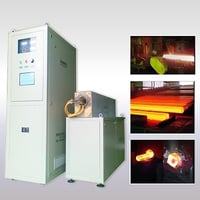 High Frequency Metal Rod Induction Forging Furnace (120KW)
