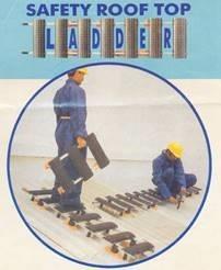 Aluminium Roof Top Ladder