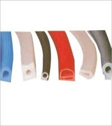 Silicone Rubber Gaskets And Tubes