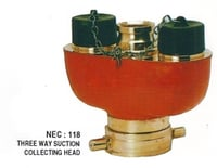 Three Way Suction Collecting Head