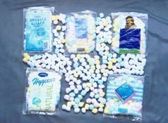 Cotton Balls for Medical and Cosmetic Use