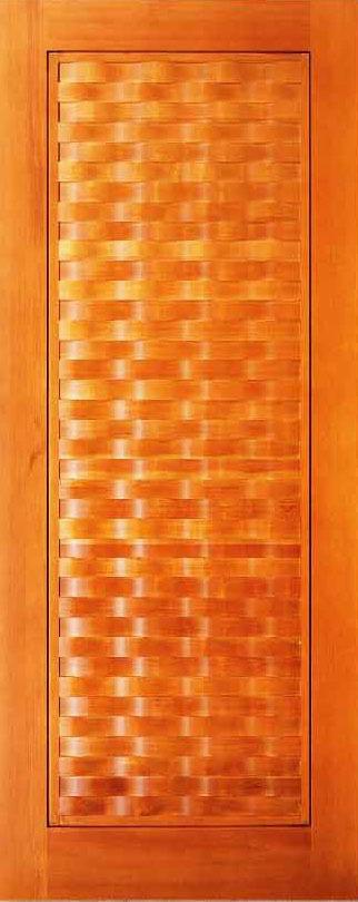 Solid Wood Door-KL164