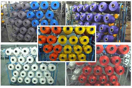 Dope Dyed Nylon Yarn (100%)