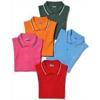 Basic Polo W-Tipping T Shirts