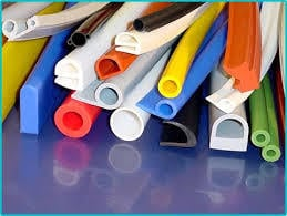 Industrial Silicon Rubber Extrusions