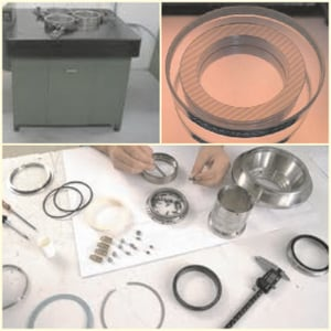 Reconditioning Mechanical Seals