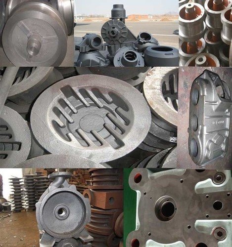 Compressor Parts Casting