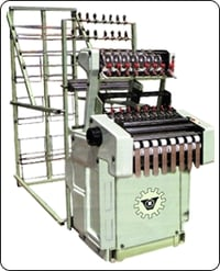 Needle Loom Machine For Malai Dori And Fancy Dori