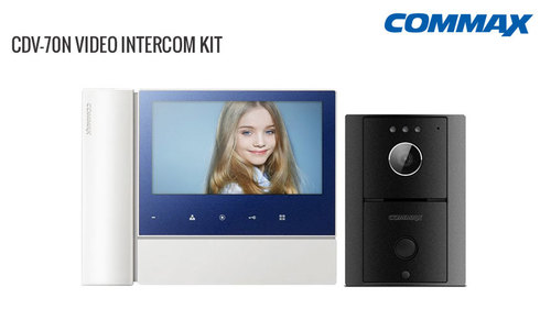 Colour Video Door Phones (Cdv-70n / Drc-4l Commax)