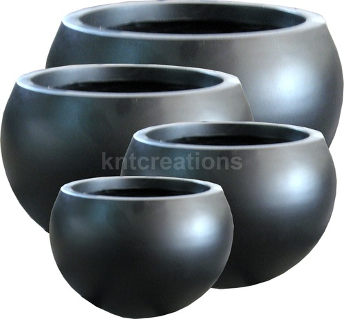 Fiberglass Decorative Planters