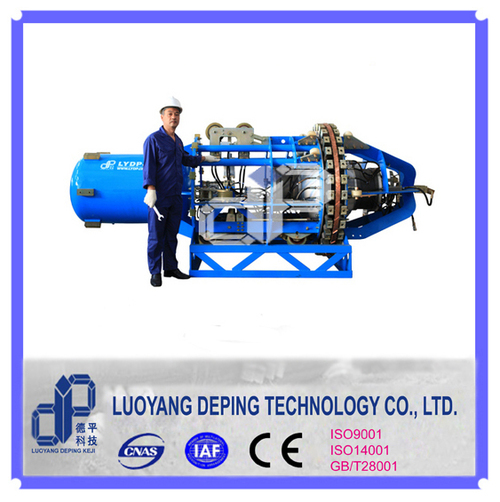 Internal Pipe Aligning Clamp
