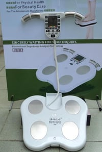 Bodecoder Body Composition Beauty Machine