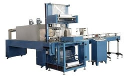 Fully Automatic Grouping Shrink Machine