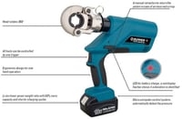 Battery Powered Crimping Tool 16-300mm
