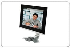 HDX 4001 Video Conferencing System