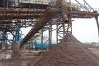 Iron Ore Beneficiation Plant and Machinery