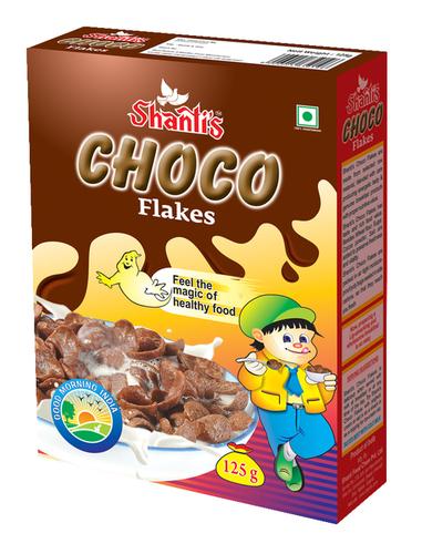 Tasty Choco Flakes