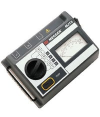 Analogue 5 KV Insulation Tester BM15 & MJ15