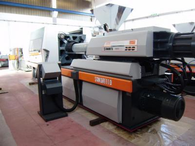 Used Injection Molding Machines Sandretto Series 8/360