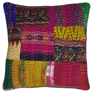 Decorative Patch Work Cushion Covers