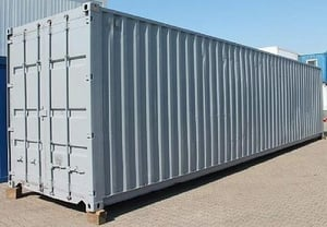 Corrosion Resistance Ocean Container