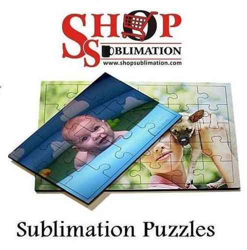 Sublimation Puzzles